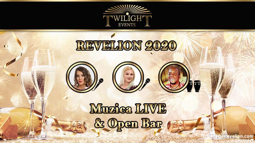 Meniu Revelion Twilight Events