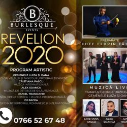 Revelion Burlesque Events